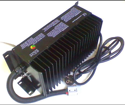 Elcon 1500W HF/PFC LiFePO4 Battery Charger